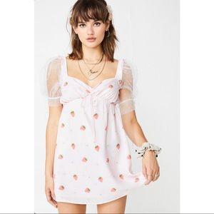 For love and Lemons Shortcake Dress